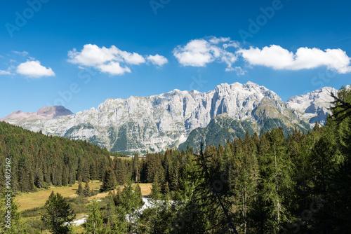 Dolomiti del Brenta Tapéta, Fotótapéta