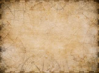 pozadina stare nautičke karte