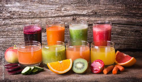 Foto op Canvas Sap juice