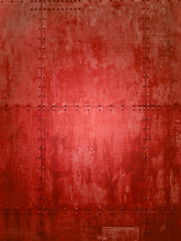 Red Ship Texture
