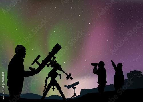 Photo Paysage Astronomie Aurore Boreale