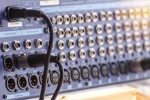 Jack Audio Connectors Is Conne...