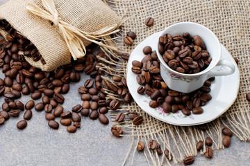 Fototapeta do kuchni z motywem kawy
