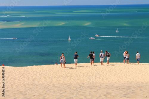 Foto  Découverte de la dune de Pilat / Pyla