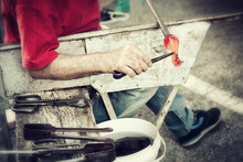 Handcrafted Of Glass Blowing