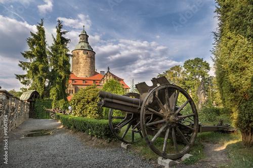 Zamek Czocha w Polsce