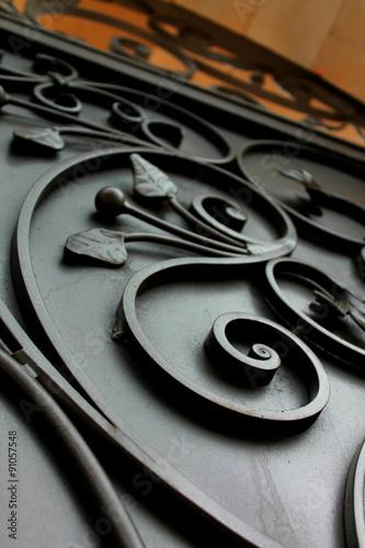 Valokuva Devanture de portail