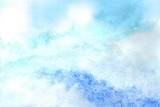 Niebo w akwareli - 91074330
