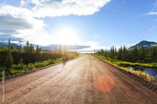 Photo Denali highway