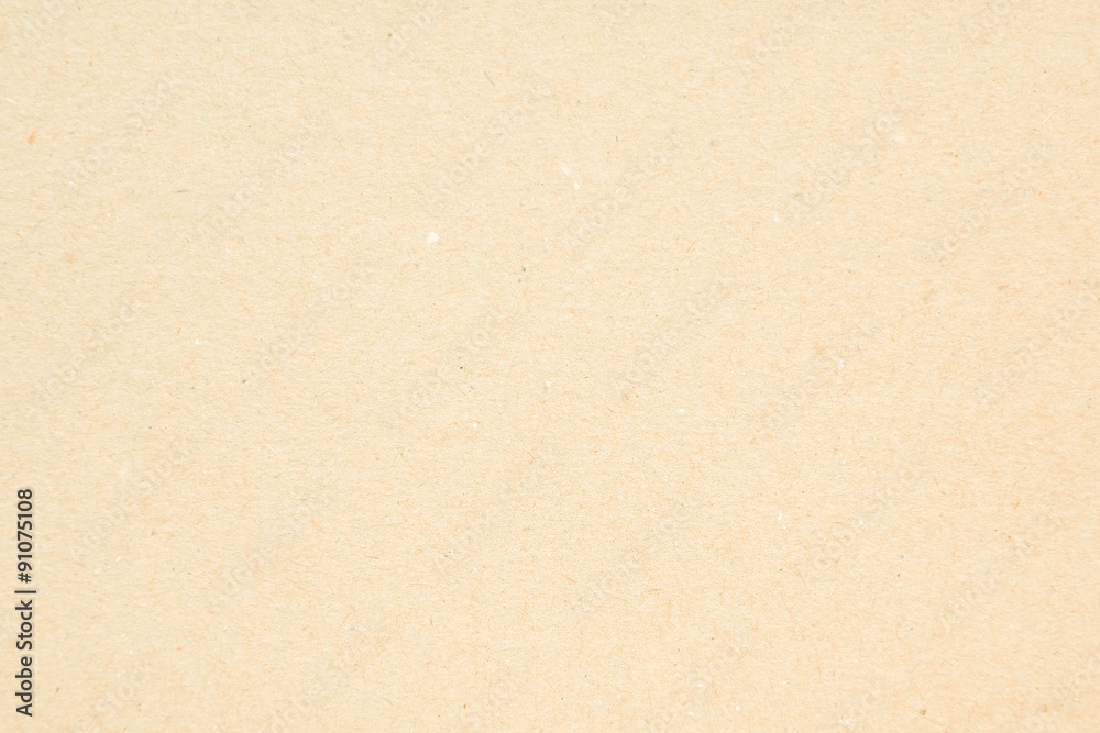 Fototapety, obrazy: light beige paper texture background