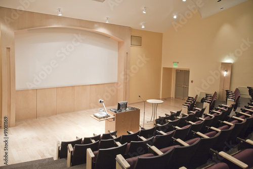 Lecture Hall Poster Mural XXL
