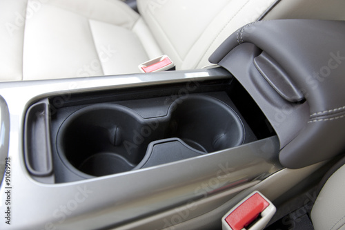 Cup Holder Canvas Print