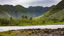 Molokai Mountain View