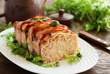 Terrine Of Meat And Chicken Li...
