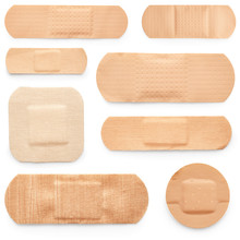 Set Of Adhesive Plasters