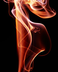 Fototapeta Abstract smoke background