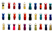 Collection Of Many Color Eveni...