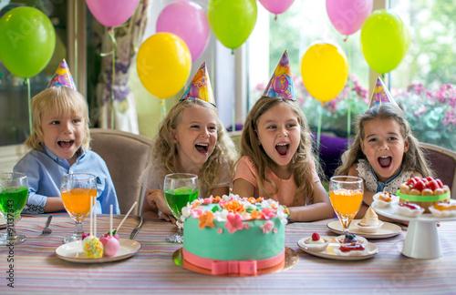 Fotografía  Birthday party