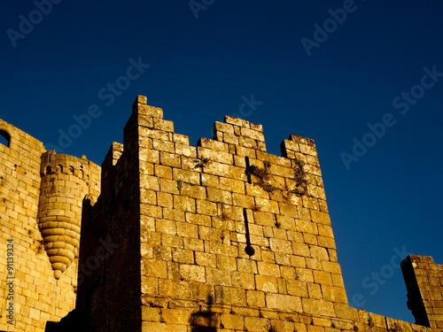 Castro Caldelas Castle