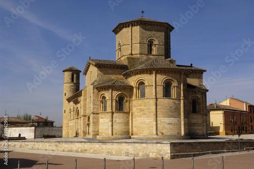 San Martin de Tours Church, Fromista, Palencia