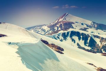 Fototapetamagical mountains landscape