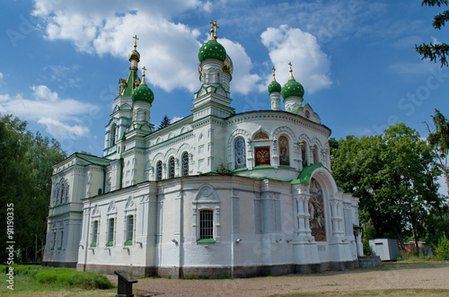 Photo sur Toile Edifice religieux Saint Sampson's Church in Poltava