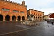 rimini en italie , piazza cavour