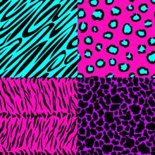 Animal Skin Seamless Patterns ...