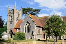 Hambledon Church.