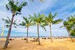 Sanur beach, Bali island, Indonesia