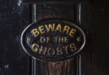Beware Of The Ghosts