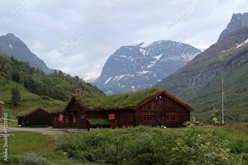 Deurstickers Poolcirkel Innerdalen valley