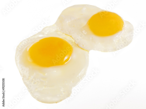 Poster Gebakken Eieren fried eggs