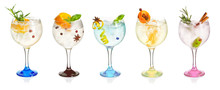 Gin & Tonic Drink Collection