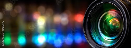 Fotografiet  Camera lens