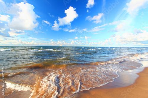 Lake Superior Beach Michigan