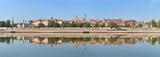 Fototapeta Miasto - Warszawa, panorama Starego Miasta