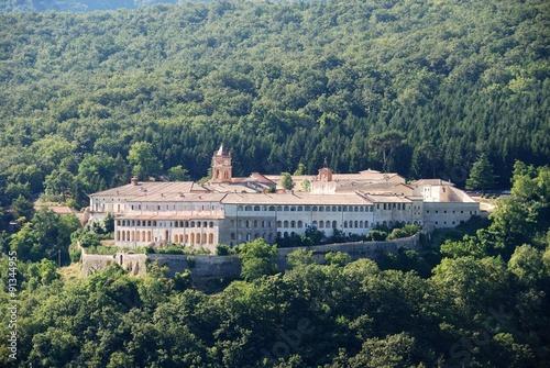 Fotografija  Trisulti (FR), la Certosa