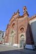 Milano chiesa di santa maria del carmine italy
