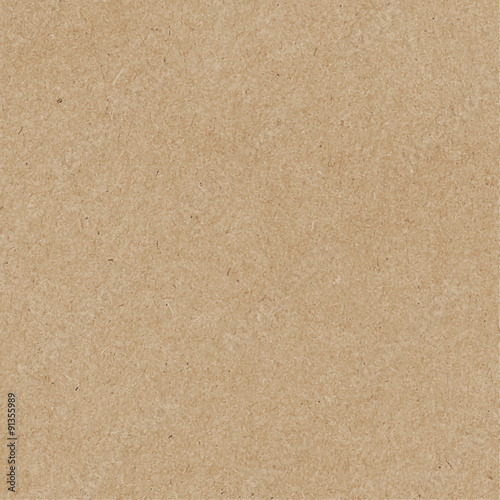 Craft paper texture Fototapeta