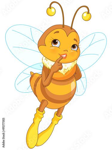 In de dag Sprookjeswereld Femininity Bee