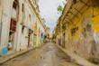 Unesco declared historic center of Havana