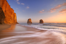 Twelve Apostles On The Great O...