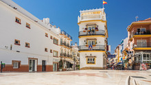 Central Part Of Torremolinos T...