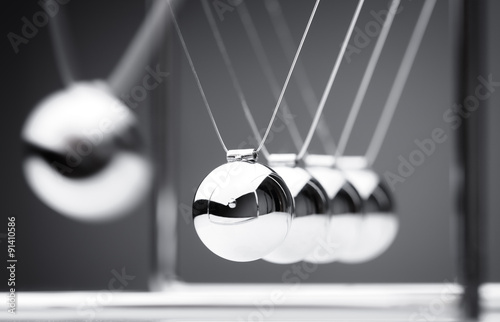 Newton's cradle Canvas-taulu