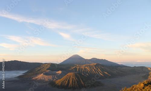 Foto op Plexiglas Indonesië Bromo volcano, Java, Indonesia