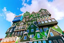 Inntel Hotel In Zaandam, Niederlande