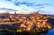 The old spanish city Toledo