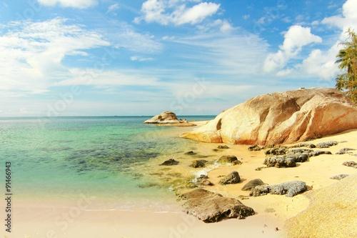 Foto op Aluminium Oceanië Paradise island. Koh Samui, Thailand