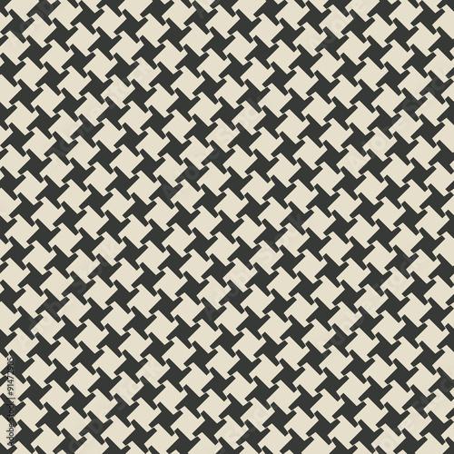 Photo  geometric monochrome seamless pattern